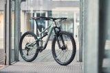 """So passgenau wie möglich: US-Hersteller Cannondale bietet sein Trailbike-Modell """"Habit"""" in vier Größen und sechs Ausstattungsvarianten an."""