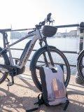 E-Bikes sind ideale Begleiter für eine Stadtrundfahrt.