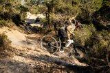 """E-Mountainbikes erobern den Markt und sind der Innovationsträger der Saison 2019 schlechthin. Dabei wird auch immer klarer zwischen den Bike-Gattungen differenziert - hier das Enduro-E-Bike """"Xduro Nduro 3.0"""" mit Bosch-Mittelmotor. Fahrer: Yannick Granieri"""