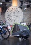 Bei immer mehr Fahrrädern werden die Räder mit Steckachsen fixiert. Für die gesamte Vielfalt an Achsen hat Anhängerspezialist Croozer nun passende Anhängerkupplungen im Angebot.