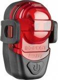 Superhelle Diodenlichter bringen auch an Sporträdern ohne fest installierte Lichtanlage Sichtbarkeit und Sicherheit.