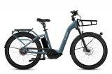 """Ein Fahrrad für die ganze Familie: Das """"Gotour 3"""" von Flyer bietet reichlich Zuladungsmöglichkeiten. Als Gepäck-Fahrzeug beim Ausflug, zum Einkaufen, aber auch für den Kindertransport ist es einsetzbar. Und als einfaches Fahrrad natürlich auch."""