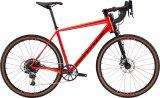 """Ein markanter Vertreter der Gattung Gravel- oder Allroad-Bike: Das """"Slate"""" von Cannondale war eins der ersten neuen Räder mit den kleineren und voluminöseren 650-B-Laufrädern - und ist noch immer das einzige mit der einseitigen Federgabel """"Lefty""""."""