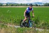 Wie bei allen sportlichen Betätigungen sorgt angemessene Kleidung auch beim Radfahren für ein gutes Körperklima.