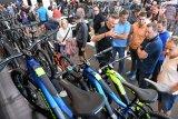 Bei der Eurobike werden die Fahrrad-Highlights für die kommende Saison vorgestellt.