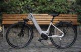 """E-Bike-Antriebsspezialist Brose hat mit dem """"Brose Drive C Mag"""" einen Mittelmotor speziell für das Cty-Bike entwickelt. Er ist leichter und kleiner als bisherige Lösungen."""