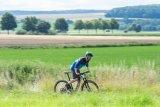Neben der Freude am Sporteln selbst steht beim Radfahren immer auch der Genuss der Landschaften, durch die die Tour führt.