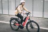 """""""Sportlich, dynamisch, geradlinig"""" - mit diesen Attributen bewirbt die Firma Riese & Müller das unverwechselbare Design ihrer Modellreihe Nevo."""
