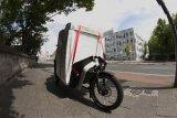 Lastenräder stehen symbolisch für die Verkehrswende. Mit ihnen lassen sich alle möglichen Einkäufe transportieren.