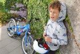 Pause machen gehört zum Radfahren dazu. Das gilt erst recht für´s Radfahrenlernen!