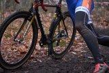 Matsch und Schlamm gehören bei einem Cyclocross-Rennen dazu.