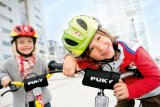 Wer glückliche, selbstbewusste Kinder sehen will, sollte sich unter kleinen Rad- und Laufradfahrern umschauen.