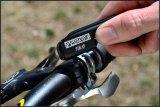 Eine Auswahl an Inbus- und Torx-Schlüsseln gehört an jedes Multitool.