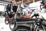 """Die """"eurobike"""", Leitmesse der Fahrradwelt, ermöglicht Begegnungen und Gespräche nicht nur zwischen Herstellern und Händlern. Auch interessierte Nutzer kommen hier an Infos aus allererster Hand."""