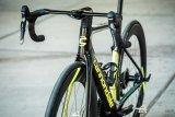 """Rennräder werden durch aerodynamische Anpassungen stetig verbessert. Mit dem """"System Six"""" hat Cannondale nun das nach eigener Aussage schnellste Rennrad der Welt präsentiert."""
