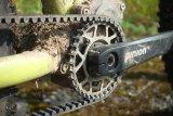 Ein Vorteil des Zahnriemens ist seine relative große Schmutzunempfindlichkeit gegenüber einer klassischen Fahrradkette.