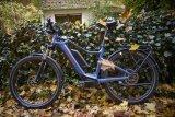 E-Bikes sind auch im Herbst ein gutes Verkehrsmittel für Kurzstrecken, um schnell von A nach B zu kommen.
