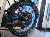 Hinterradmotoren der Firma Alber treiben die neue Generation der Liegeräder von HP Velotechnik an; das gilt sowohl für die einspurigen Modelle wie für die Trikes.
