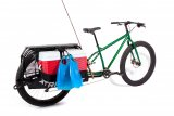 """Erweiterungsset für Fahrräder zum Lastenrad """"Free Radical Leap Kit""""  (754,90 Euro, Xtracycle, z. Zt. ausverkauft)"""