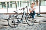 Durch den in das Unterrohr integrierten Akku sieht man vielen E-Bikes auf den ersten Blick die Elektrifizierung nicht an.