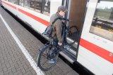 Im ICE 4 können Fahrräder und E-Bikes mitgenommen werden.