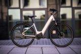"""Der """"Brose Drive C Mag"""" ist eine speziell für E-Cityräder entwickeltes Antriebskonzept mit moderater Unterstützung. Der Motor hat ein Magnesiumgehäuse und ist kleiner und leichter als üblich."""
