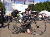 Erfahrene Langstreckenradler wissen genau, worauf es beim Material ankommt.