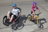 Fahrspaß mit Vielfalt: Kinder und Jugendliche können heute auf eine große Bandbreite unterschiedlicher Fahrzeuge setzen.